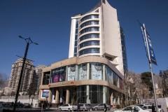 برج تجاری و اداری بام فرمانیه