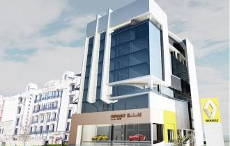 برج تجاری و اداری نگین خودرو