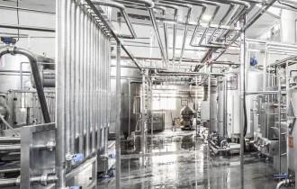 ساختمان پمادسازی کارخانه ایران دارو