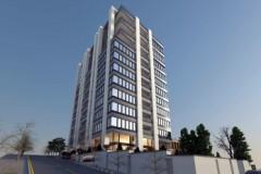 برج مسکونی دیپلمات ولنجک