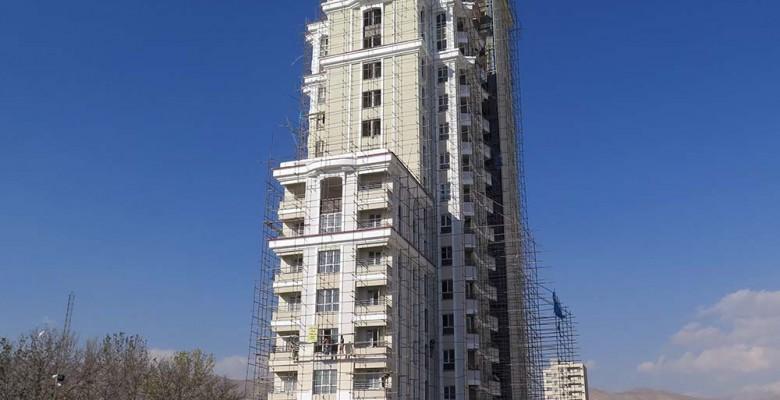 برج مسکونی آرتمیس