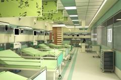 بخش فوق تخصصی پیوند اعضاء بیمارستان دکتر مسیح دانشوری