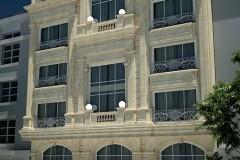 ساختمان اداری کاسپین کیش