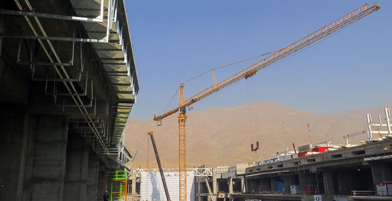 پروژه بازار بزرگ ایران – ایران مال