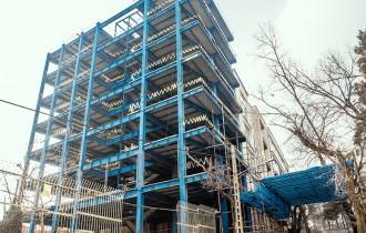 ساختمان مسکونی آصف زعفرانیه